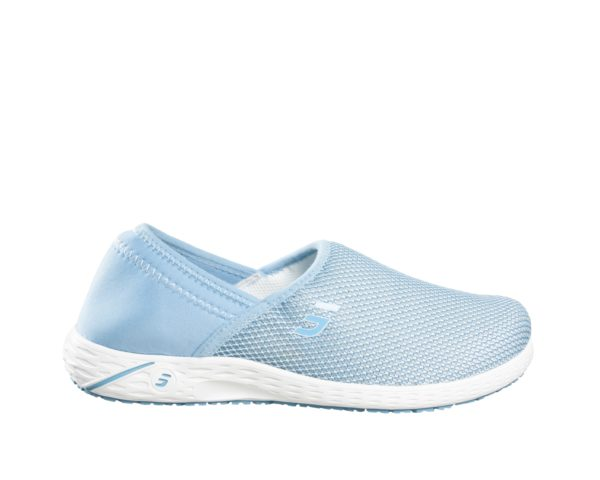 Evelyn Professional Shoes for Ladies in Blue