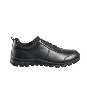 NEW: 'Kayla' Lace-up Leather Nursing Shoe from Safety Jogger Professional