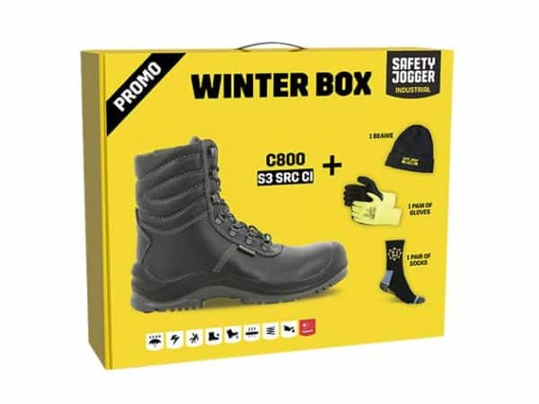 SJ Winter Box C800