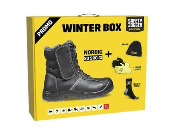 SJ Winter Box Nordic