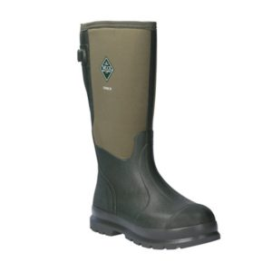 Chore XF Muck Boots in Moss Green