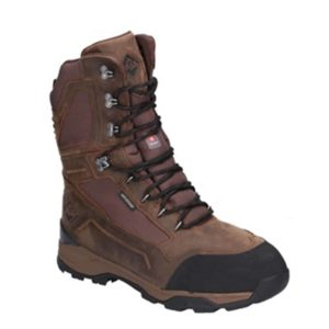 Men's 10″ Summit Leather Lace-up Muck Boots