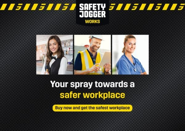 SJ Safety Shield Anti-viral Spray