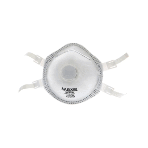 Meixin FFP3V Mask – Valved Cup Mask (Pack of 5)