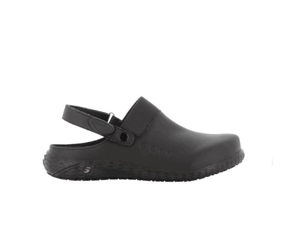 Dany Clogs for Nurses in black