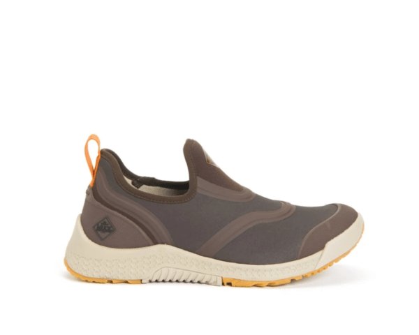 Men's Muck Boot Outscape Slip-On Shoe in Brown