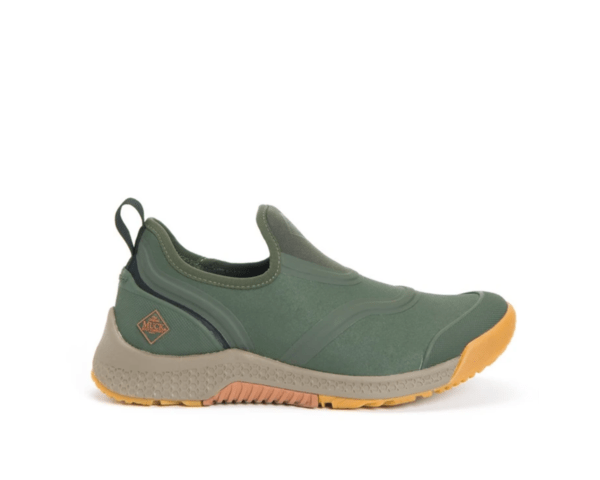 Men's Muck Boot Outscape Slip-On Shoe in Moss