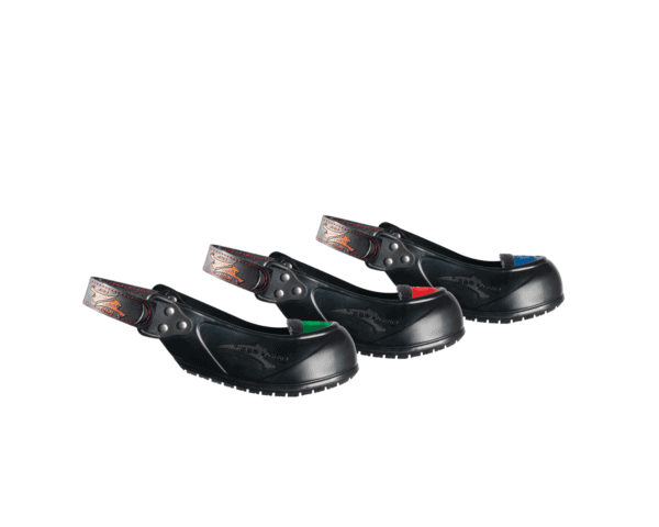 Tiger Grip Visitor Safety Overshoe with Toecap