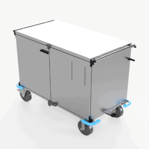 Sterile Services Transport Carts
