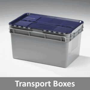 UN Approved Transport Boxes