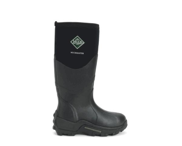 Unisex Muckmaster Muck Boots in Black