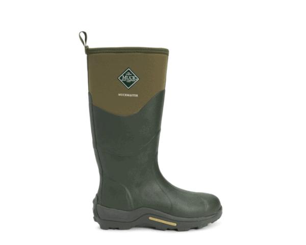 Unisex Muckmaster Muck Boots in Moss Green