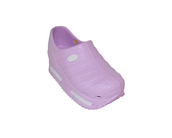 Elevate Shoes for Nurses with Added Height in Orchid Pink