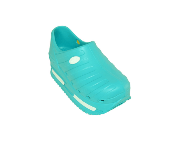 Elevate Shoes for Nurses with Added Height in Turquoise